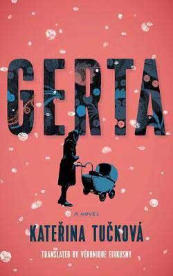 Gerta by Katerina Tuckova book cover