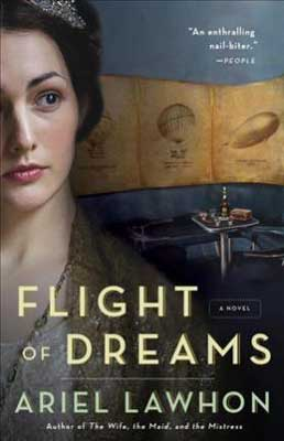 Flight Of Dreams by Ariel Lawhon book cover