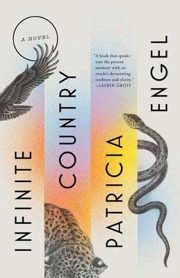Infinite Country by Patricia Engel book cover