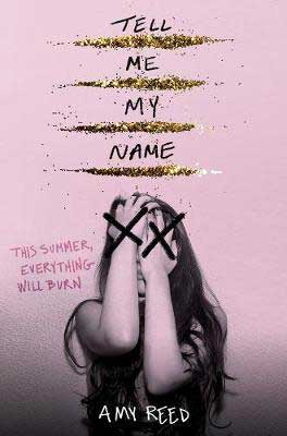 Tell Me My Name by Amy Reed book cover