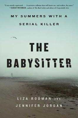 The Babysitter by Liza Rodman book cover