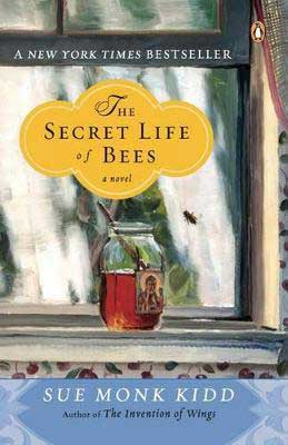 The Secret Life Of Bees by Sue Monk Kidd book cover