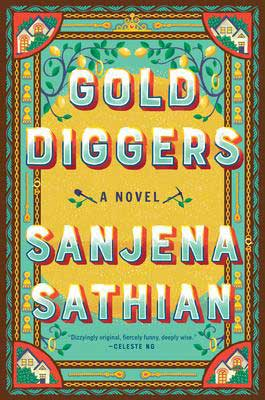 Gold Diggers by Sanjena Sathian book cover