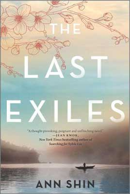 The Last Exiles by Ann Shin book cover