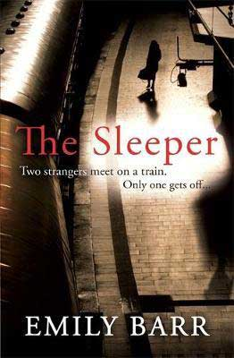 The Sleeper by Emily Barr book cover