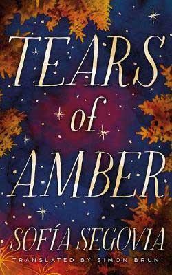 Tears Of Amber by Sofia Segovia book cover