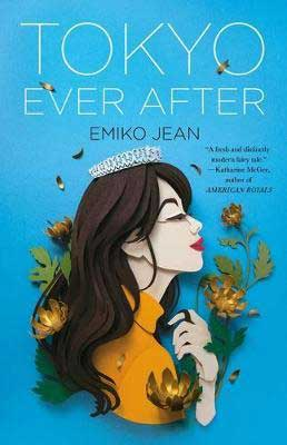 Tokyo Ever After by Emiko Jean book cover