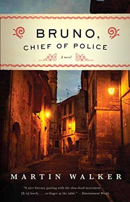 Bruno Chief Of Police by Martin Walker book cover