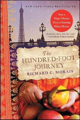 The Hundred Foot Journey by Richard Morais book cover