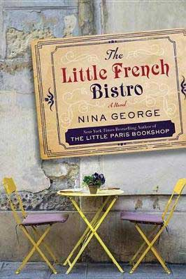 The Little French Bistro by Nina George book cover