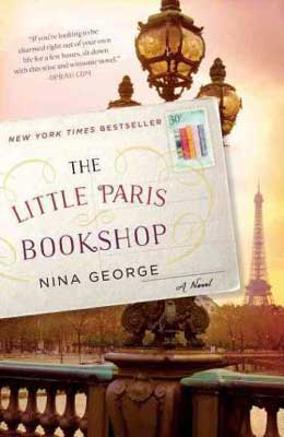 The Little Paris Bookshop by Nina George book cover