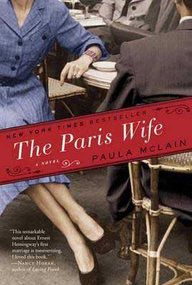 The Paris Wife by Paula McLain book cover