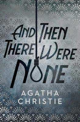 And Then There Were None by Agatha Christie book cover