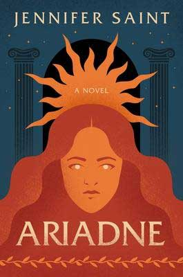 Ariadne by Jennifer Saint book cover