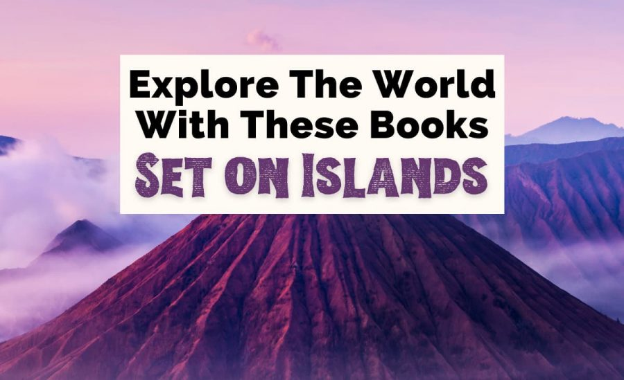 Best Books Set On Islands with Bromo in Indonesia