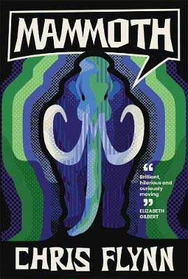Mammoth by Chris Flynn book cover