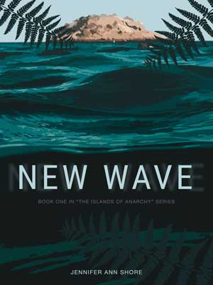 New Wave by Jennifer Ann Shore book cover