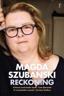 Reckoning by Magda Szubanski book cover, LGBTQ Australian autobiography