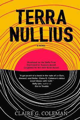 Terra Nullius by Claire G. Coleman book cover