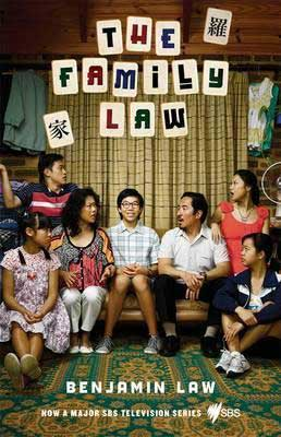 The Family Law by Benjamin Law book cover and Australian memoir