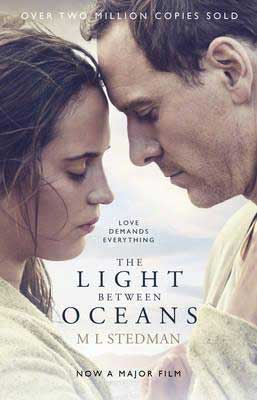 The Light Between Oceans by M L Stedman book cover