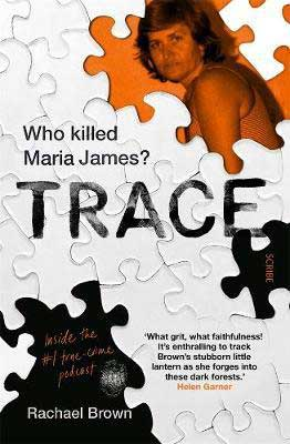 Trace by Rachael Brown book cover