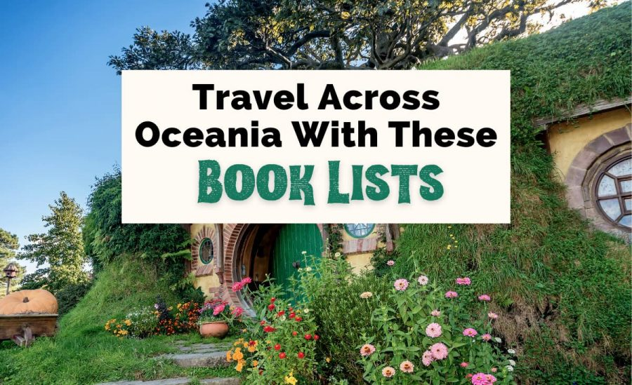 Oceania Book Lists Books Authors with New Zealand Hobbit Home